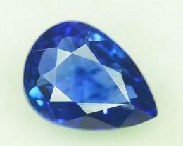 Top Color 1.45 ct  Royal Blue Sapphire ~ Sri Lanka