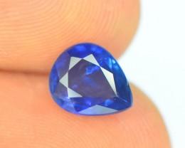 Top Color 1.25 ct  Royal Blue Sapphire ~ Sri Lanka