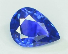 Top Color 1.0 ct  Royal Blue Sapphire ~ Sri Lanka