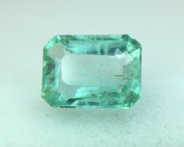 Panjshir Emerald Excellent Color and Cut ~ Pk37