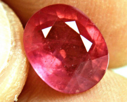 4.77 Carat Fiery Ruby - Gorgeous