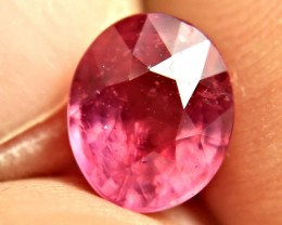3.83 Carat Vietnamese Pink Ruby - Superb