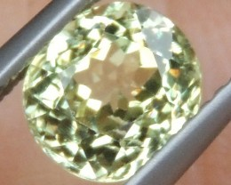 1.58cts, Mali Garnet, *AMAZING* Fire, Luster and Color Untreated, Clean
