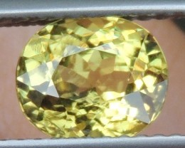 1.65cts, Mali Garnet, *AMAZING* Fire, Luster and Color Untreated, Clean