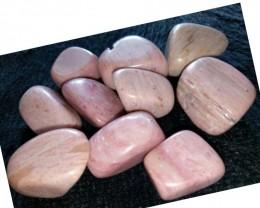 Petalite Stone Tumble