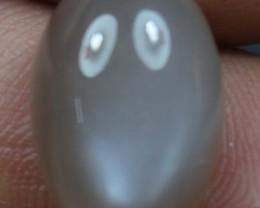 8.35 Moonstone Cabochon Natural Stone x36-48