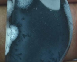 31.20 Cts Dendrite Opal Natural Cabochon x4-187