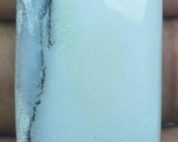 44.25 Cts Dendrite Opal Natural Cabochon x4-188
