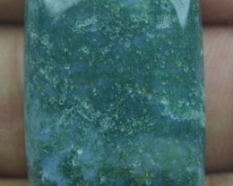 27.95 CT BEAUTIFUL MOSS AGATE (NATURAL+UNTREATED) X25-160