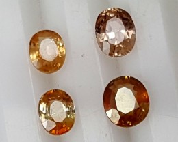 2.60CT IMPERIAL ZIRCON  BEST QUALITY GEMSTONE IGC474