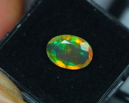 1.90ct Natural Ethiopian Welo Faceted Opal Lot GWB07