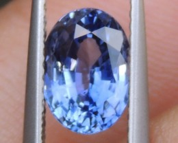 2.24cts,  Sapphire,  Pure Blue,  Heat Only,  Clean