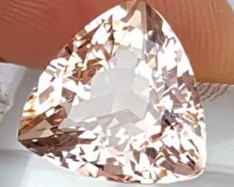 6.57cts, Pink  Morganite,   Untreated