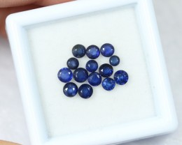 1.81ct Blue Sapphire Parcel Lot