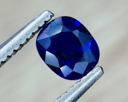0.51 Crt Natural Sapphire Unheated Faceted Gemstone (MG 20)