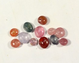 26.01Ct Natural Mix Color Spinel