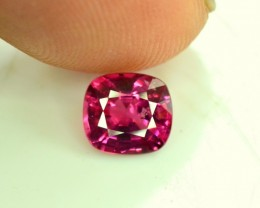 1.05 cts  Beautifull Deep Pink Color Spinel Gemstone From burma