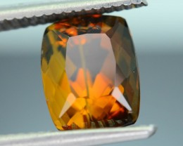 Norway's Enstatite 4.06 ct Absolute Rarity Collector's frm Kjörrestad Mine