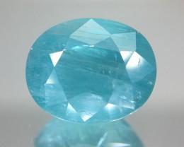 3.85 Crt Rare Grandidierite Faceted Gemstone (R 204)