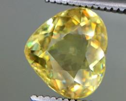 2.65 Crt Sphene Faceted Gemstone (R 204)