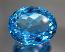 20.25 Crt Topaz Faceted Gemstone (R 204)
