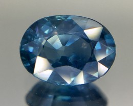 1.15 Crt Sapphire Faceted Gemstone (R 204)