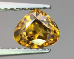 1.08 Cts  Stylish Top New Rare Untreated Mali Garnet ~ Pk38