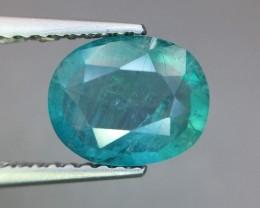 Rare Clarity 1.23 Cts  Grandidierite World Class Rare Gem ~ Madagascar Pk38