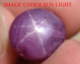 13.38 Ct Star Ruby CERTIFIED Beautiful Natural Unheated Untreated