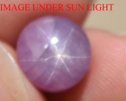 7.53 Ct Star Ruby CERTIFIED Beautiful Natural Unheated Untreated