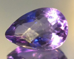 8.58 Cts Natural Color Change Fluorite Pear Cut Brazil Gem