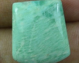 11.70 CT BEAUTIFUL AMAZONITE (NATURAL+UNTREATED) X27-272