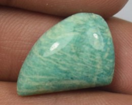 10.05 CT BEAUTIFUL AMAZONITE (NATURAL+UNTREATED) X27-279