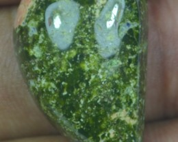 28.55 CT UNAKITE BEAUTIFUL CABOCHON (NATURAL+UNTREATED) X18-132