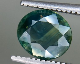 1.42 Crt GIL Certified Unheated Sapphire Faceted Gemstone