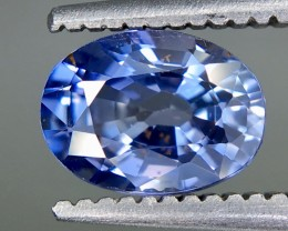 1.09 Crt GIL Certified Unheated Sapphire Faceted Gemstone