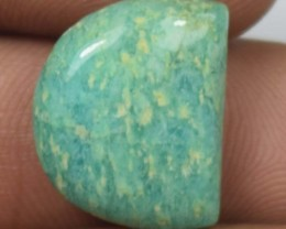 8.70 CT BEAUTIFUL AMAZONITE (NATURAL+UNTREATED) X27-273