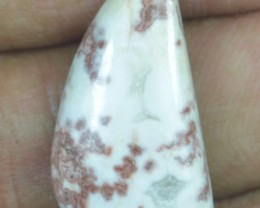 14.00 CT CRAZY LACE AGATE  BEAUTIFUL NATURAL CABOCHON x7-107