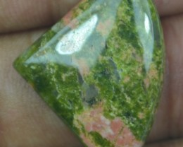 16.40 CT UNAKITE BEAUTIFUL CABOCHON (NATURAL+UNTREATED) X18-133