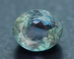 Gil Certified Brazillian Alexandrite 0.63 ct  Color Change Hematita Mine SK