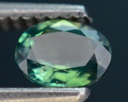 Gil Certified Brazillian Alexandrite 0.63 ct Amazing Color Change SKU.1