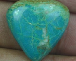 CHRYSOCOLLA STONE 21.70 Ct Natural Cabochon x3-262