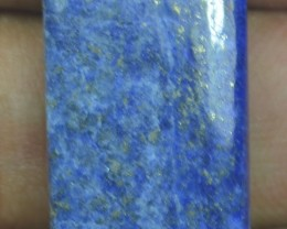 26.45 CT LAPIS LAZULI BEAUTIFUL Cabochon (NATURAL+UNTREATED) x14-166