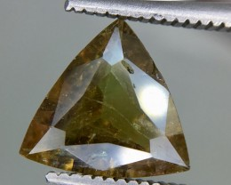 2.13 Crt GIL Certified Topazolite Faceted Gemstone (R 205)