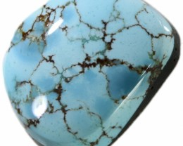3.20 CTS NATURAL TURQUOISE STONE FROM KAZAKHSTAN -STABILIZED[STS1401]