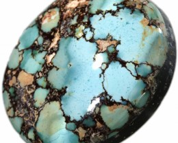 11.65 CTS NATURAL TURQUOISE STONE FROM KAZAKHSTAN -STABILIZED[STS1412]