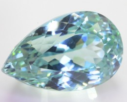 11.15 Ct Beautiful Color Natural Untreated Spodumene