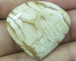 43.45 Cts Peanut Wood Jasper Natural Cabochon x20-67