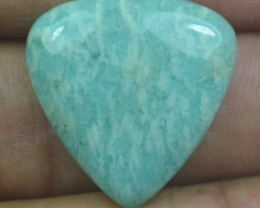 18.10 CT BEAUTIFUL AMAZONITE (NATURAL+UNTREATED) X27-166