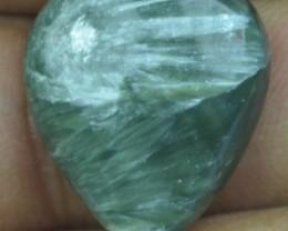 18.20 Ct Seraphinite Natural Untreated Cabochon x45-20